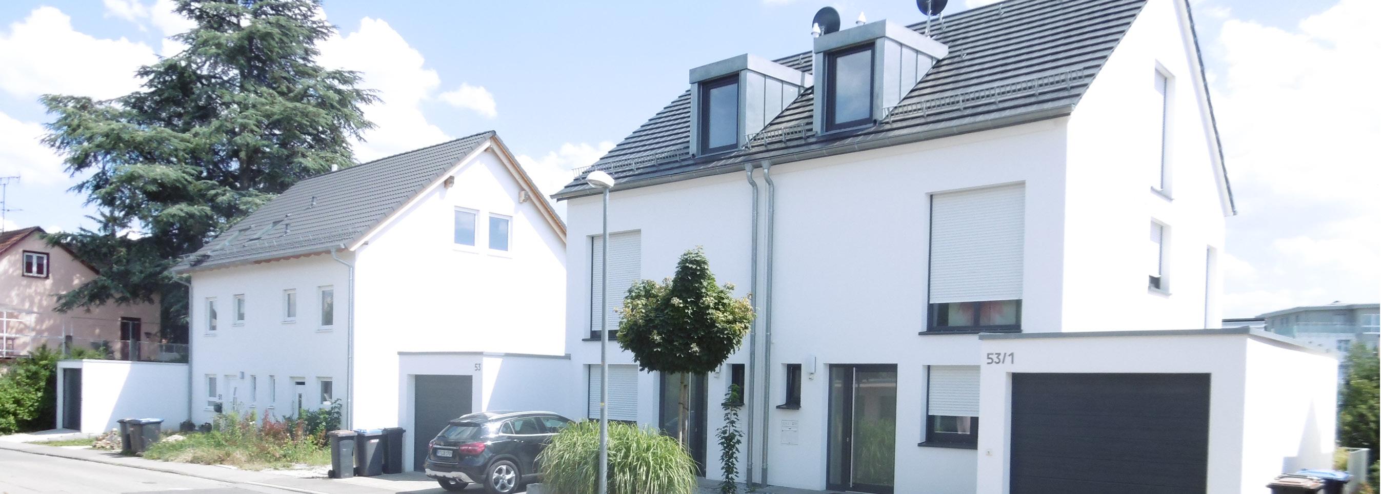 6-Zimmer-Doppelhaushälfte – Lüftestraße 53/1, Reutlingen