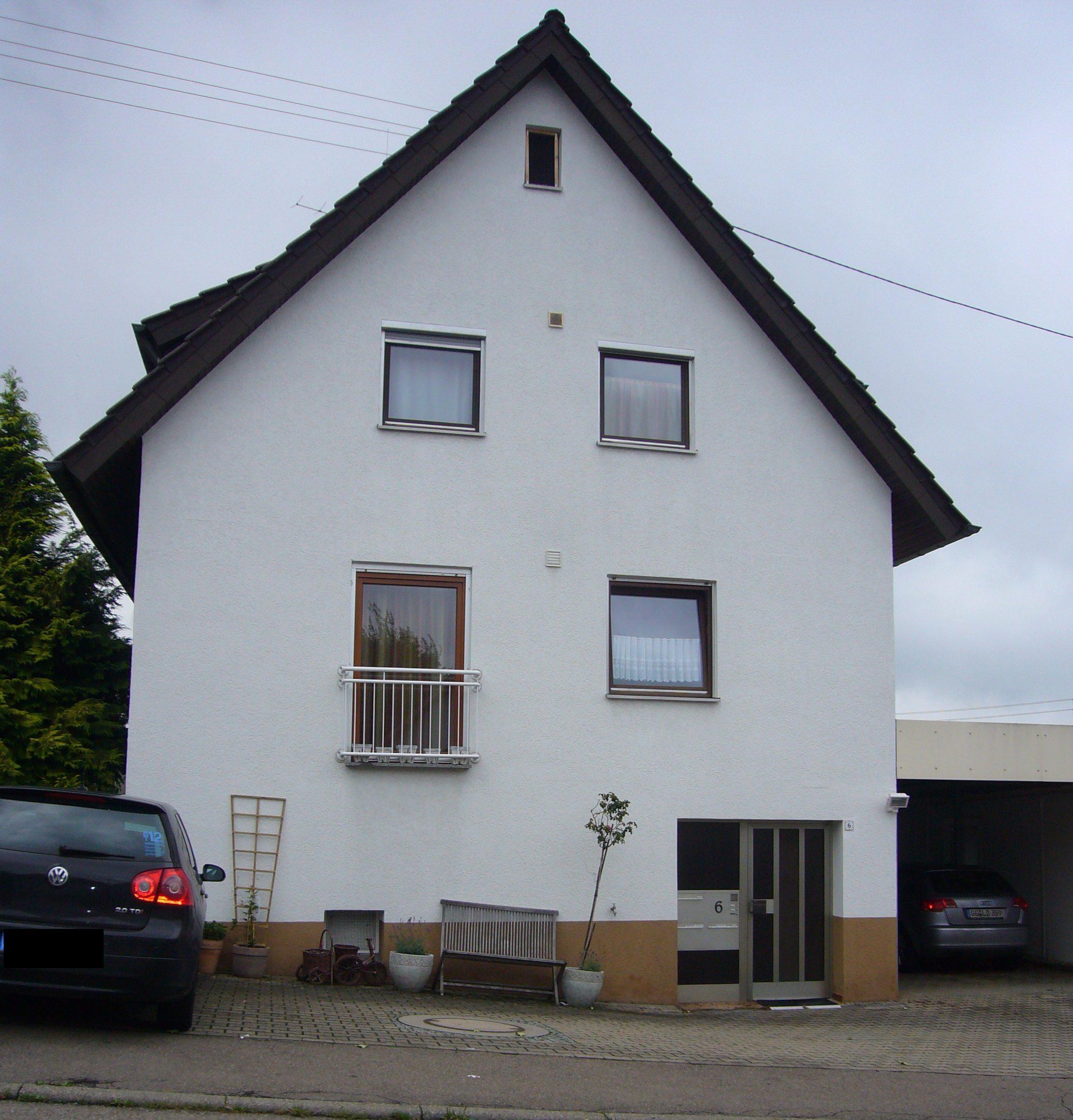 3-Zimmer-Wohnung – Brückenstraße 6 in Weil im Schönbuch
