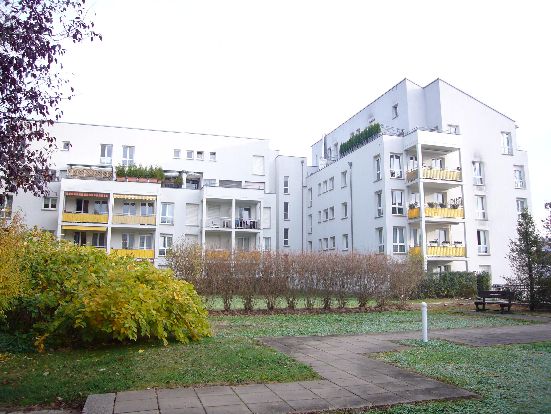 1-Zimmer-Wohnung – Beckerstraße 30, Chemnitz