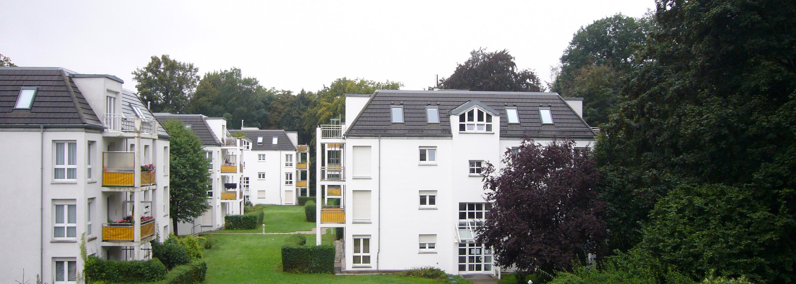 2-Zimmer-Wohnung – Beckerstraße 40, Chemnitz
