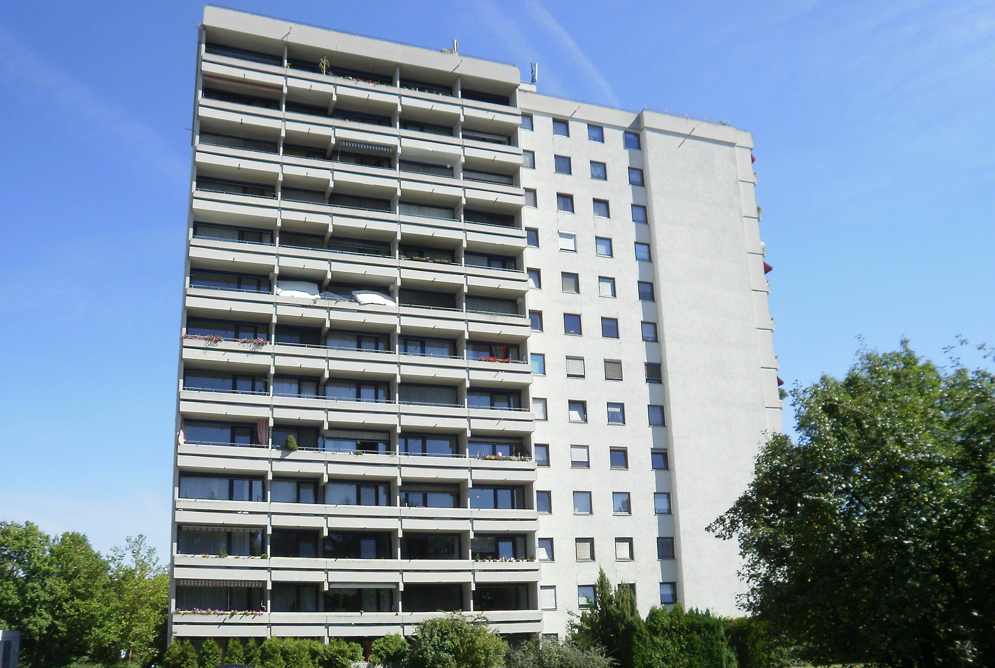 1-Zimmer-Wohnung – Max-Eyth-Straße 235, Reutlingen