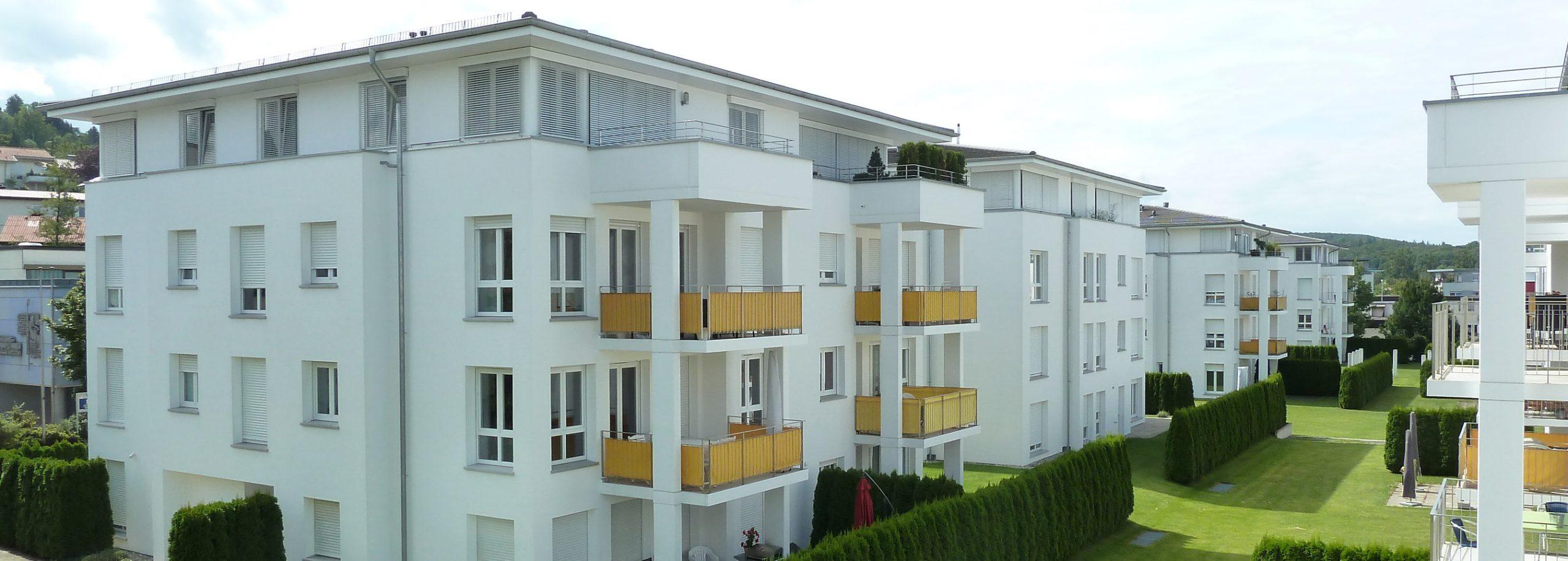 2-Zimmer-Wohnung – Werastraße 110, Reutlingen