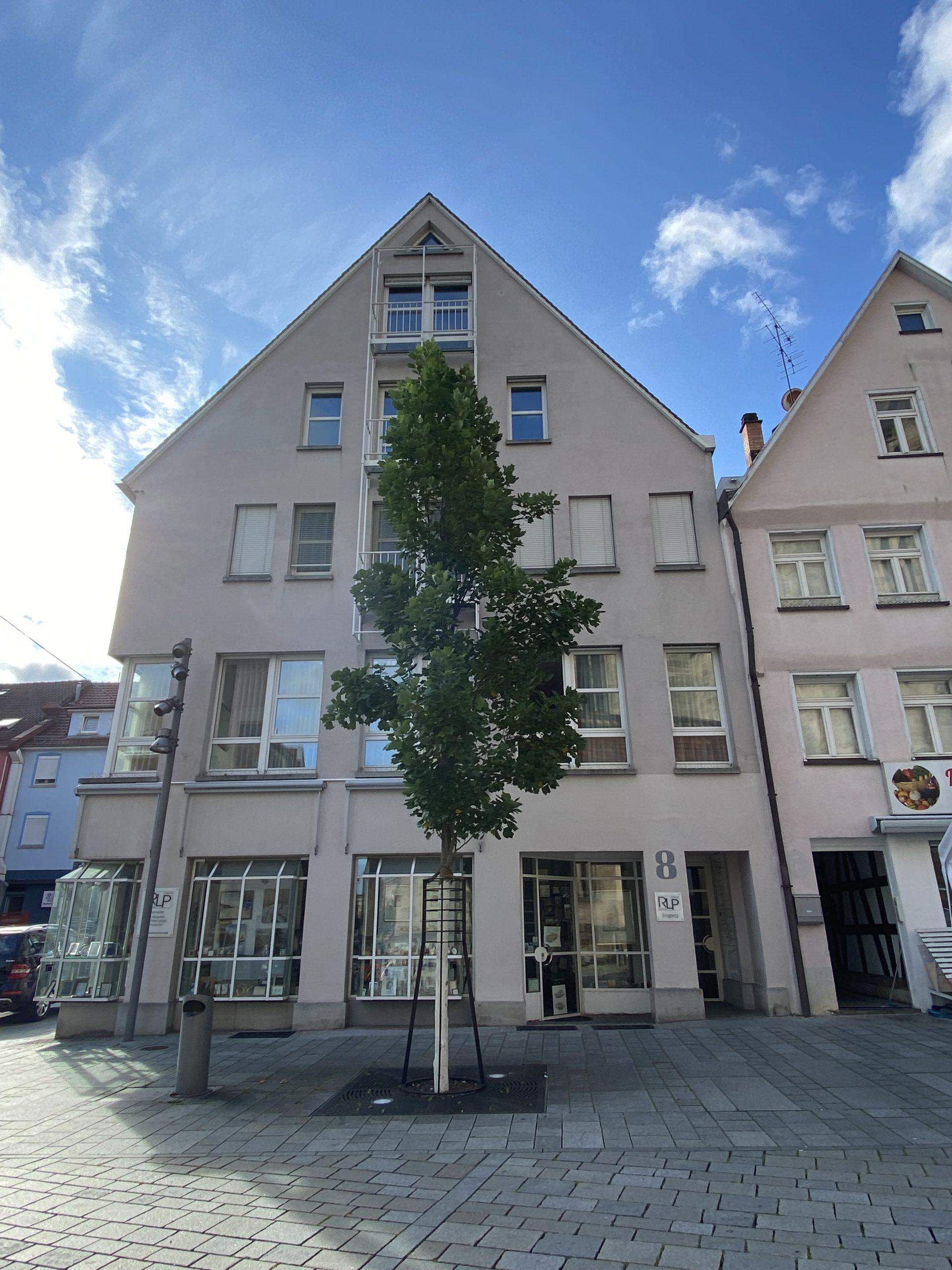 3-Zimmer-Wohnung – Weibermarkt 8, Reutlingen