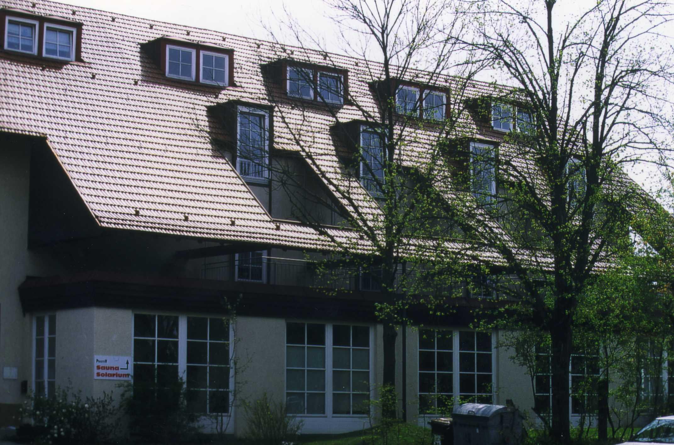 1-Zimmer-Wohnung – Wolfgartenstraße 43, Münsingen