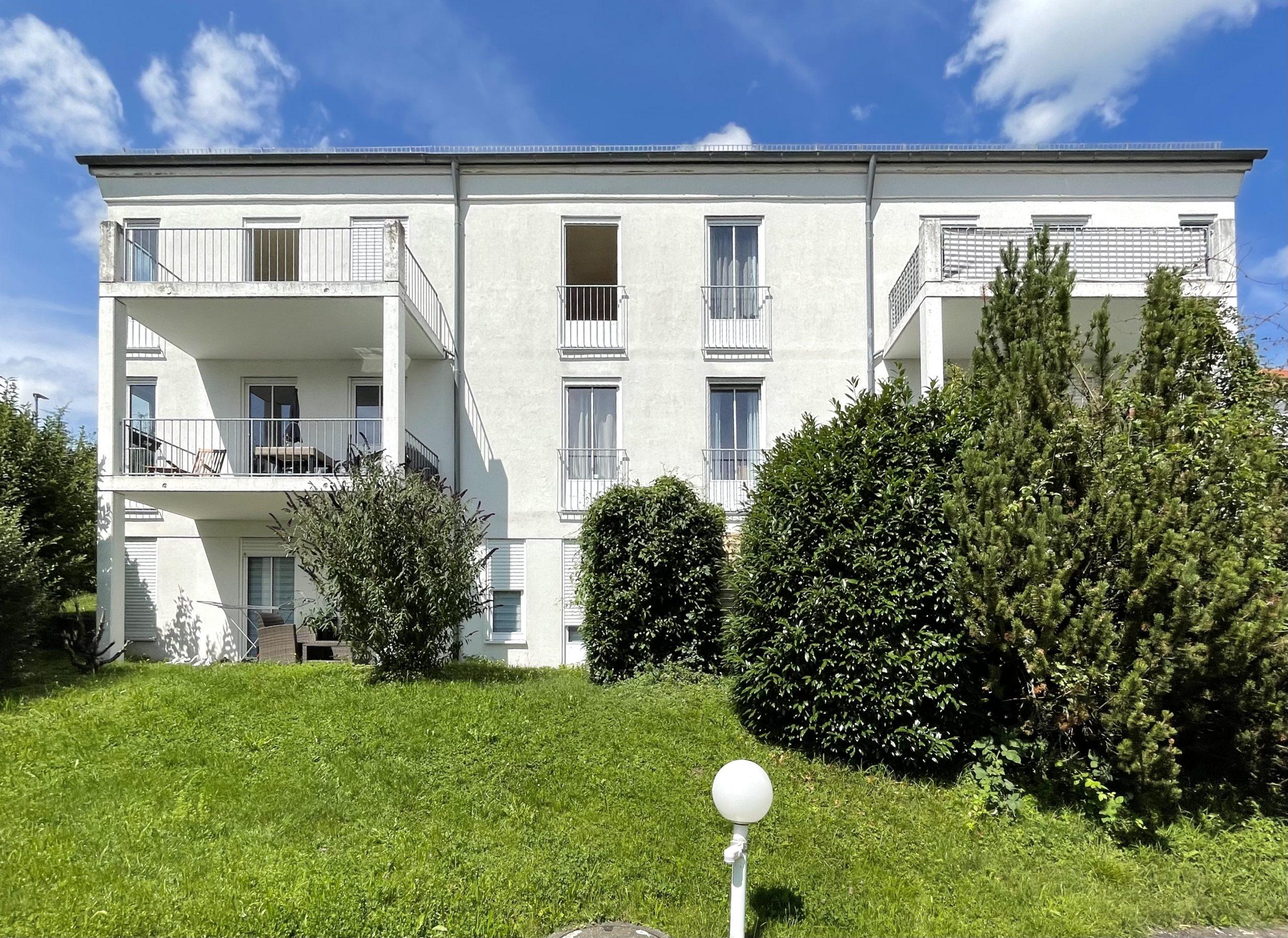 2-Zimmer-Wohnung – Am Galgenbühl 15, Gönningen