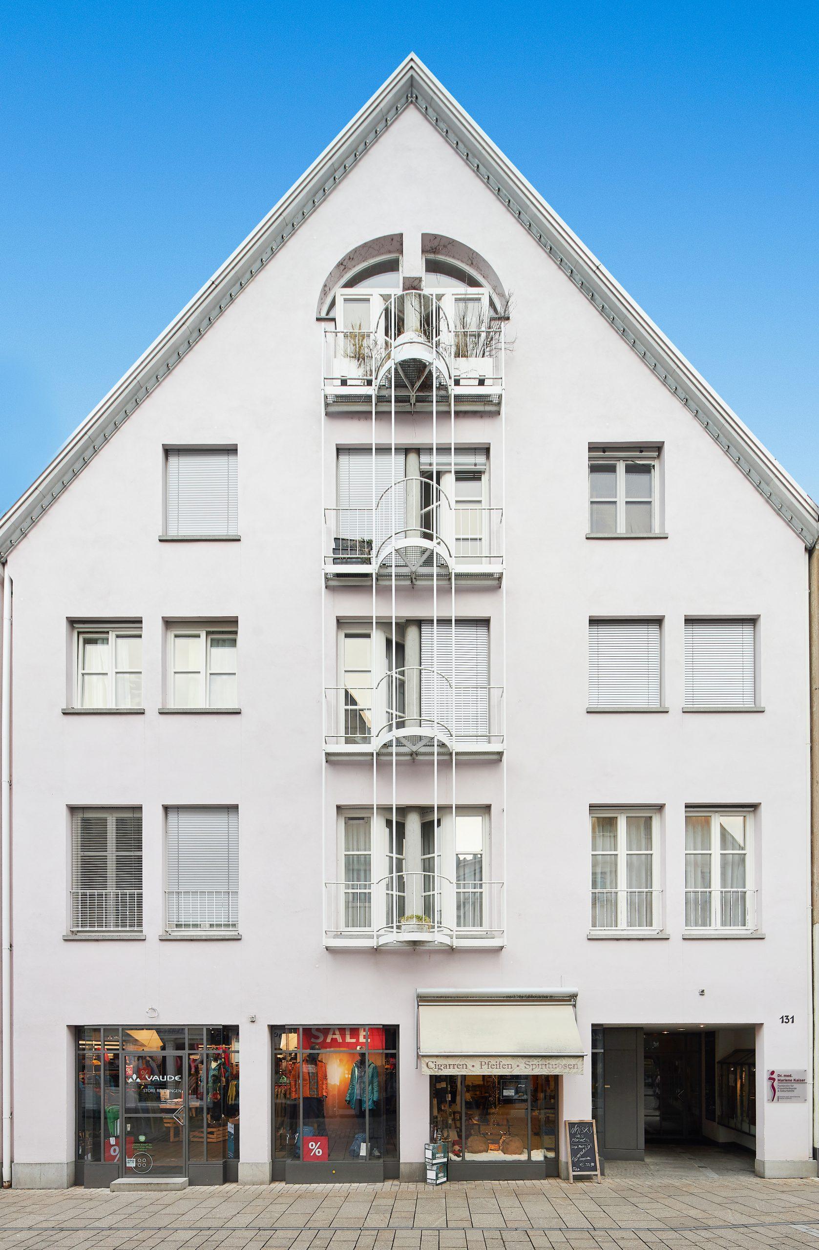 3-Zimmer-Wohnung – Wilhelmstraße 131, Reutlingen