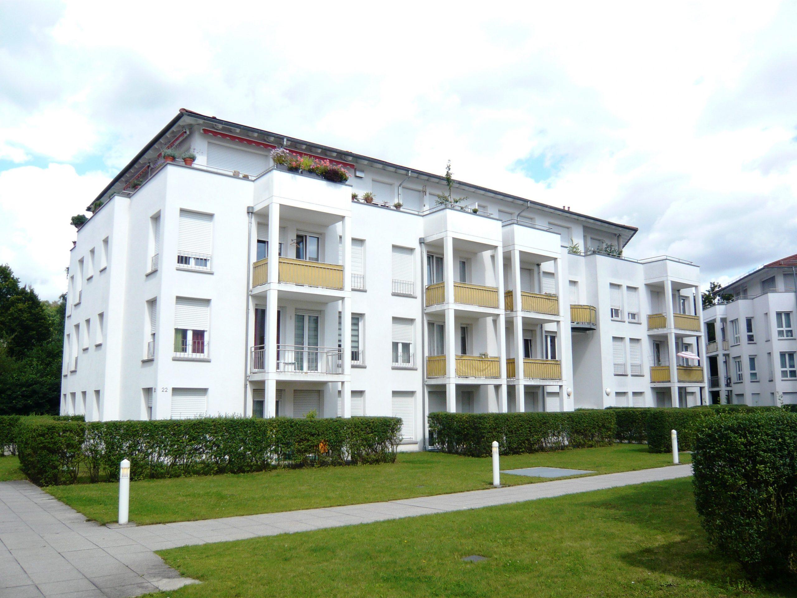 2-Zimmer-Wohnung – Dorfackerstraße 22, Tübingen