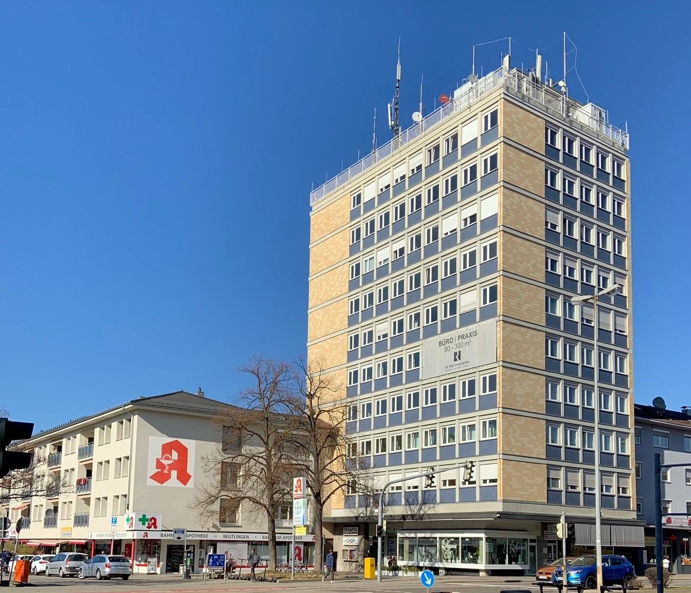 1-Zimmer-Wohnung – Karlstraße 9, Reutlingen