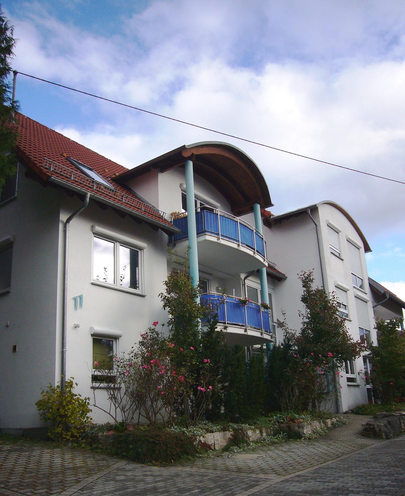 2,5-Zimmer-Wohnung – Karlstraße 11, Kirchentellinsfurt
